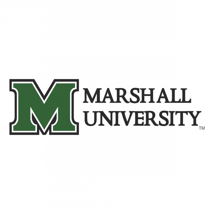Marshall University logo tm