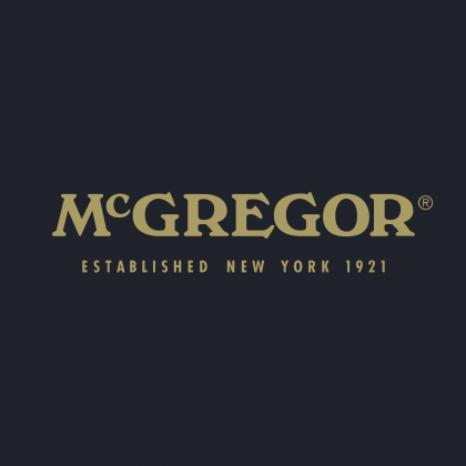 McGregor logo black