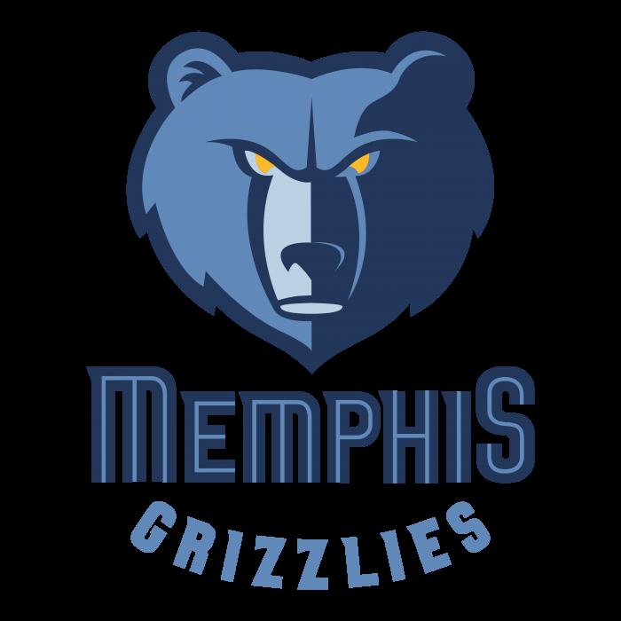 Memphis Grizzlies logo green
