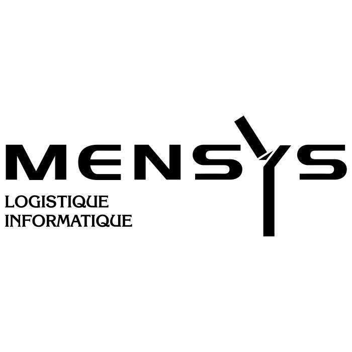 Mensys logo logistique