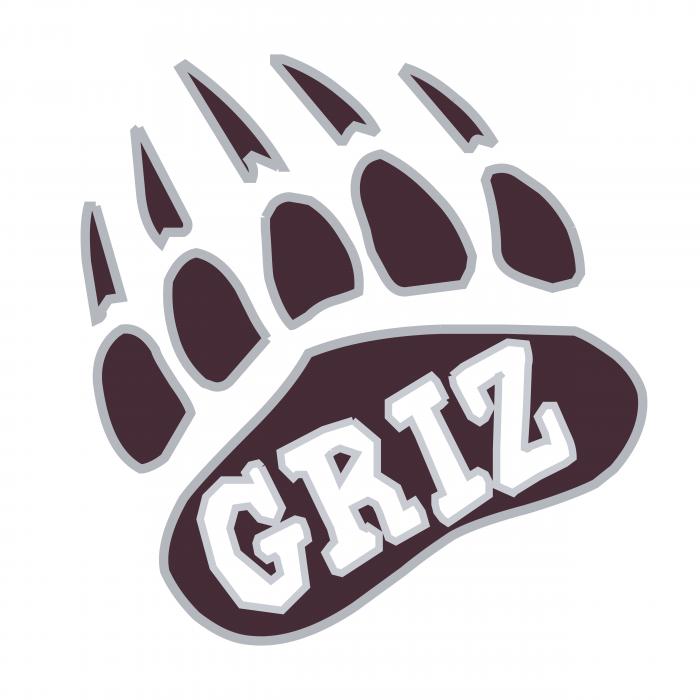 Montana Grizzlies logo griz