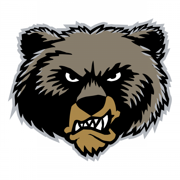 Montana Grizzlies logo head