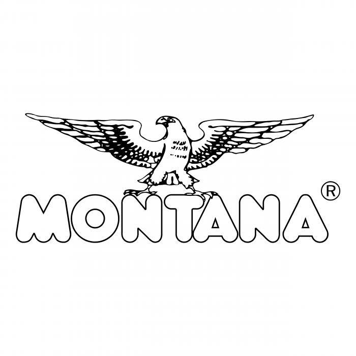 Montana logo white