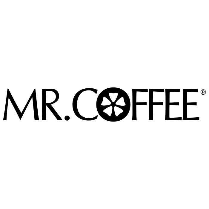 Mr. Coffee logo black