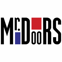 Mr. Doors logo color