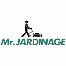 Mr. Jardinage logo color