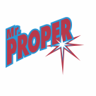 Mr. Proper logo color