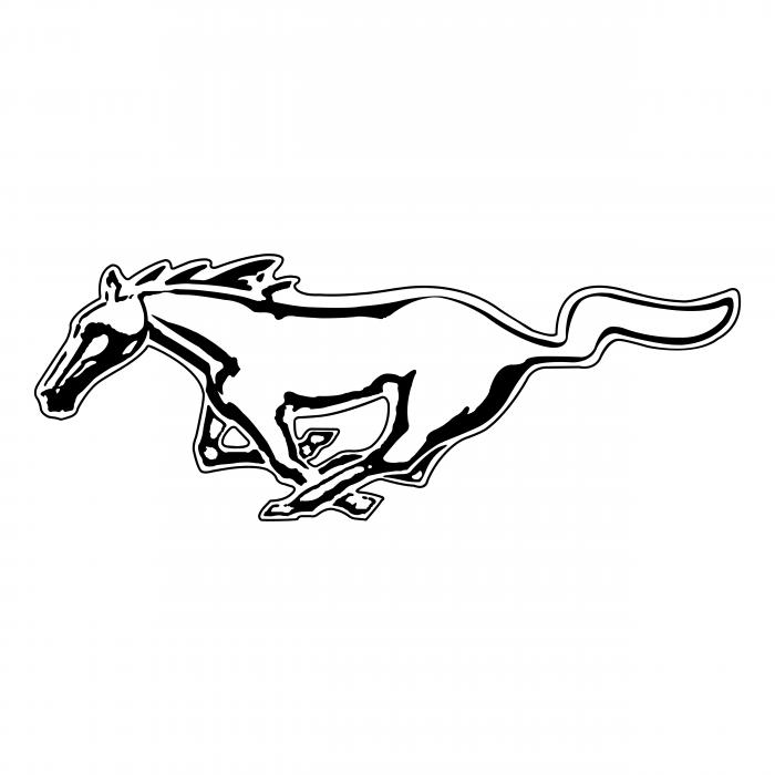 Mustang logo brand