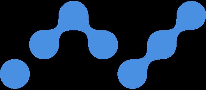 Nano logo coin