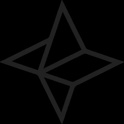 Nebulas logo coin
