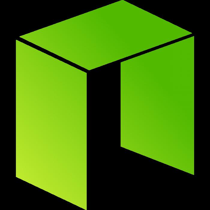 Neo logo coin