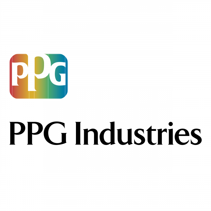 PPG Industries logo colour