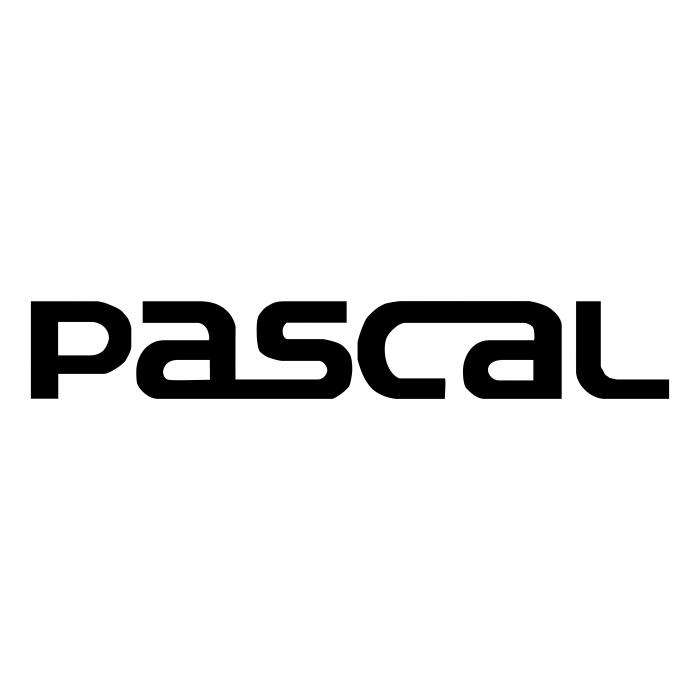 Pascal logo black