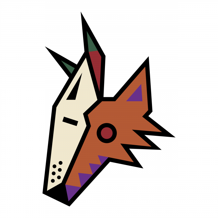Phoenix Coyotes logo head