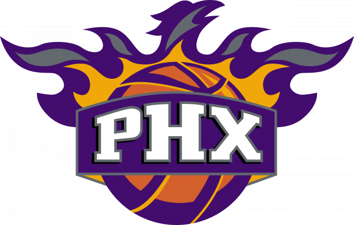 Phoenix Suns logo colour