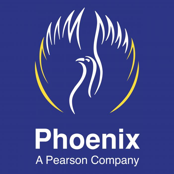 Phoenix logo cube