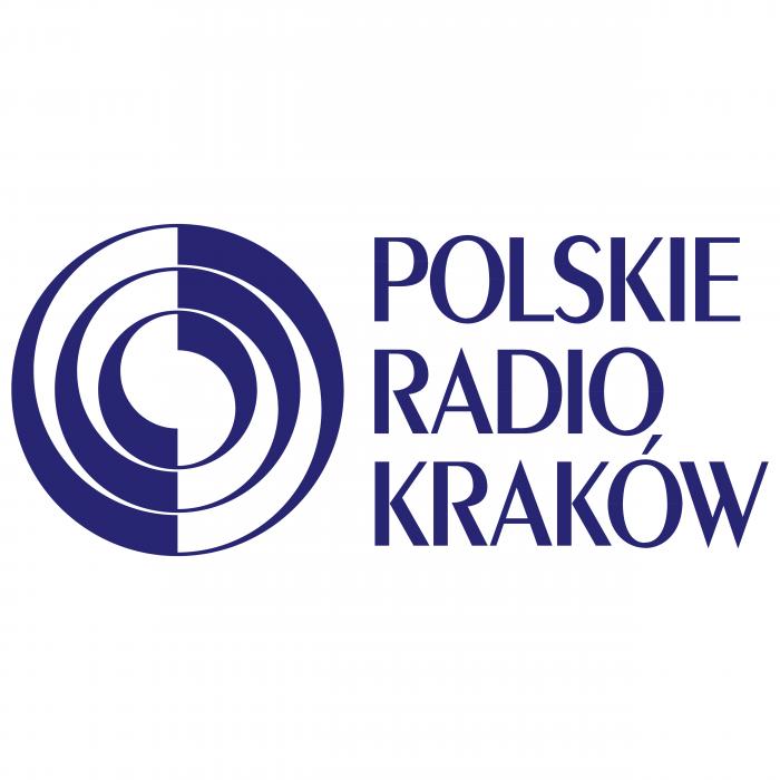Polskie Radio Krakow logo blue