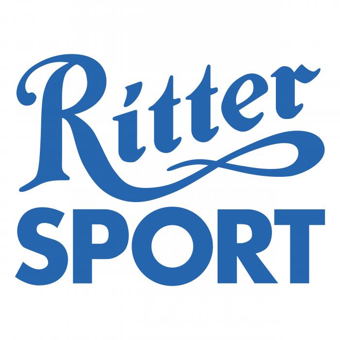 Ritter Sport logo blue
