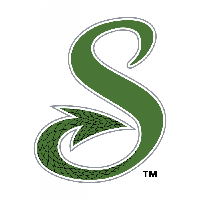 Shreveport Swamp Dragons logo S