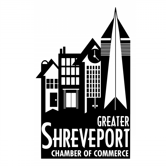 Shreveport logo black