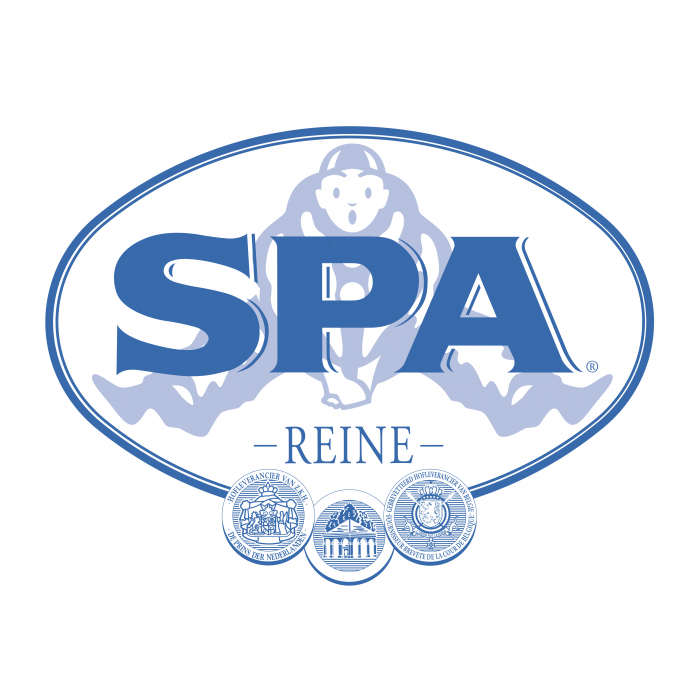 Spa Water logo reine