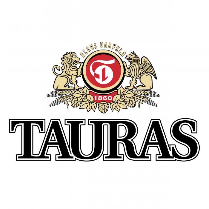 Tauras logo beer
