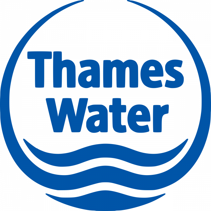 Thames Water logo blue