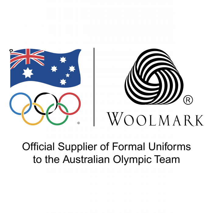 The Woolmark logo olympic