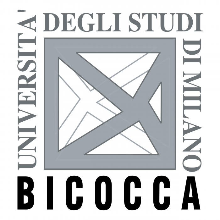 Universita Degli Studi di Milano Bicocca logo grey