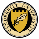Vanderbilt University logo colour