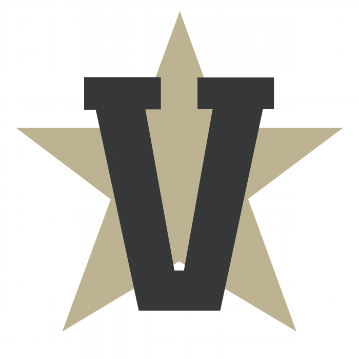 Vvanderbilt Commodores logo star