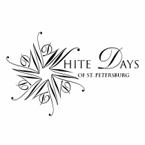 White Days logo black