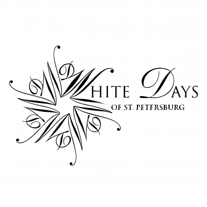White Days logo black