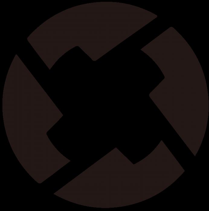 0x logo coin