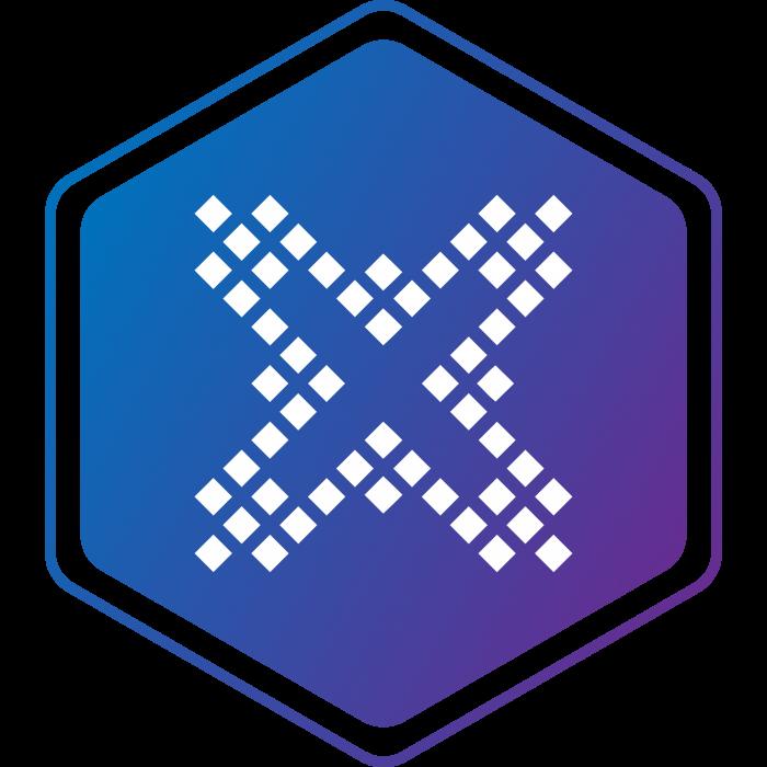Adtoken logo coin