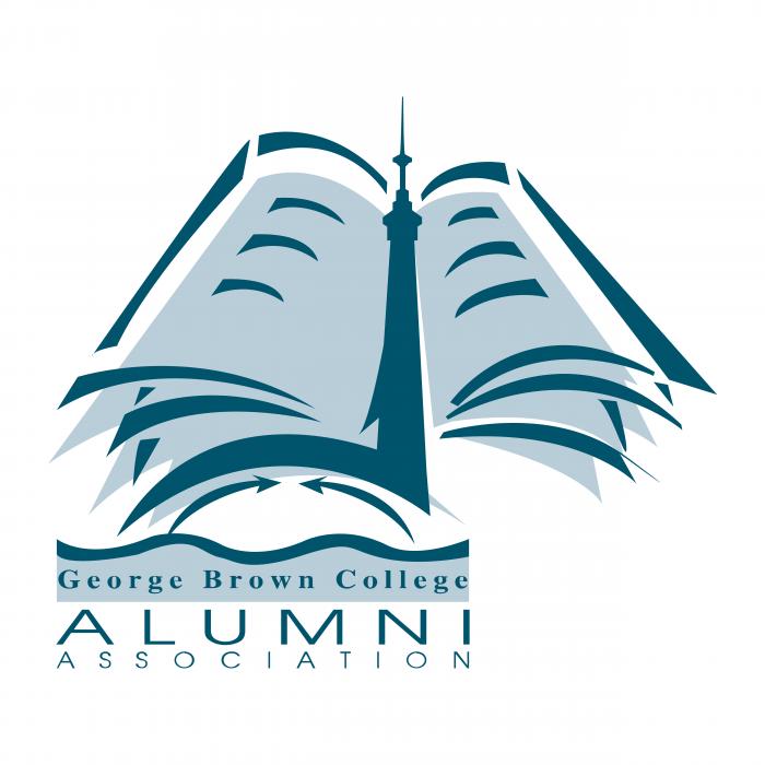Alumni logo association