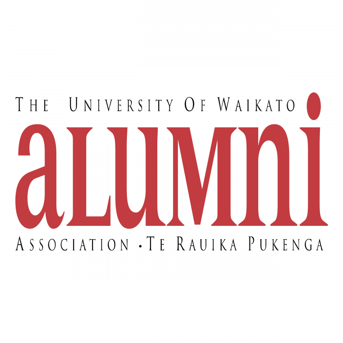Alumni logo red