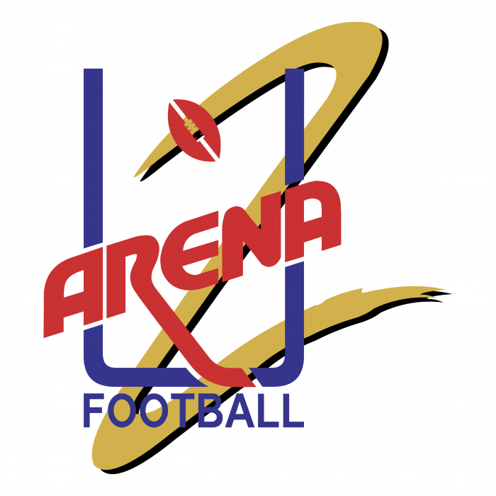 Arena Football 2 logo league