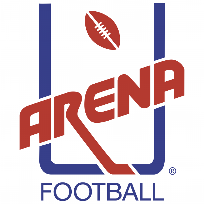 Arena Football League logo r