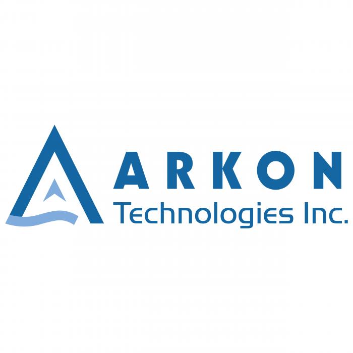 Arkon Technologies logo blue
