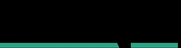 Aspirin logo turquoise