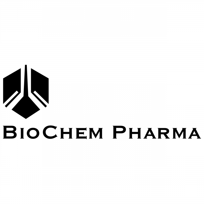 Biochem Pharma logo black