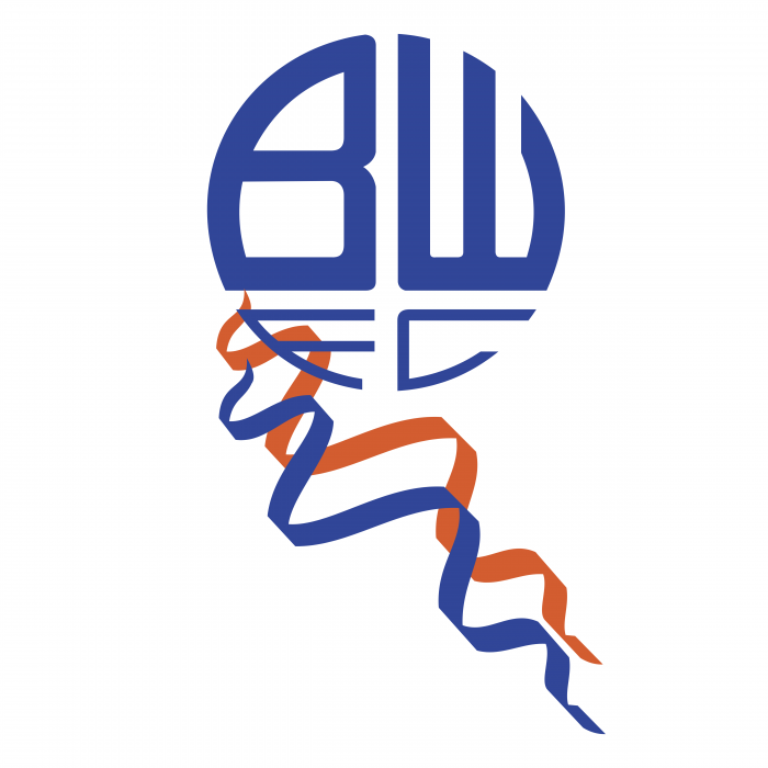 Bolton Wanderers FC logo blue
