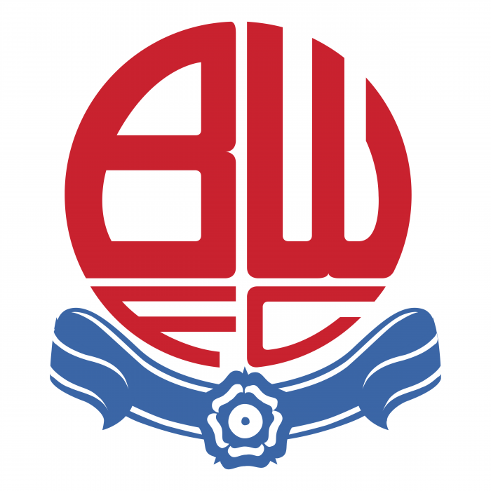 Bolton Wanderers FC logo bw