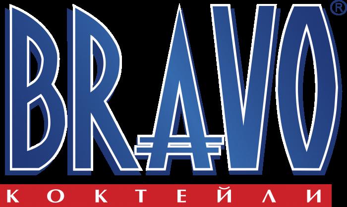 Bravo logo blue