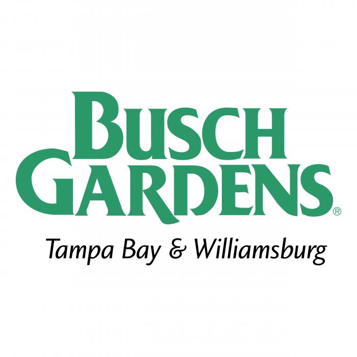 Busch Gardens logo green
