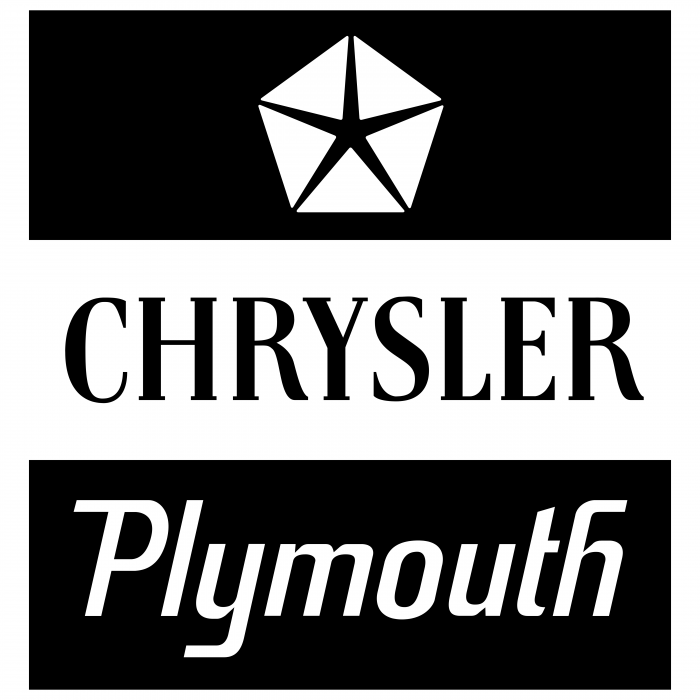 Chrysler logo plymouth
