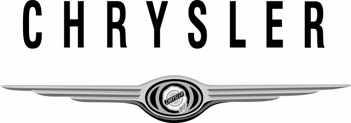Chrysler logo wings