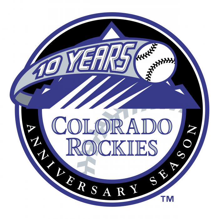 Colorado Rockies logo 10