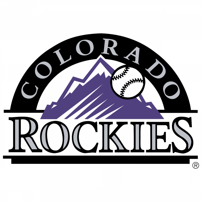 Colorado Rockies logo r